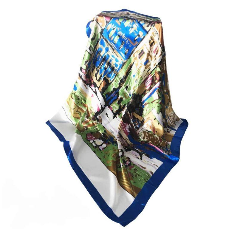LCandCheeks Silk Scarves