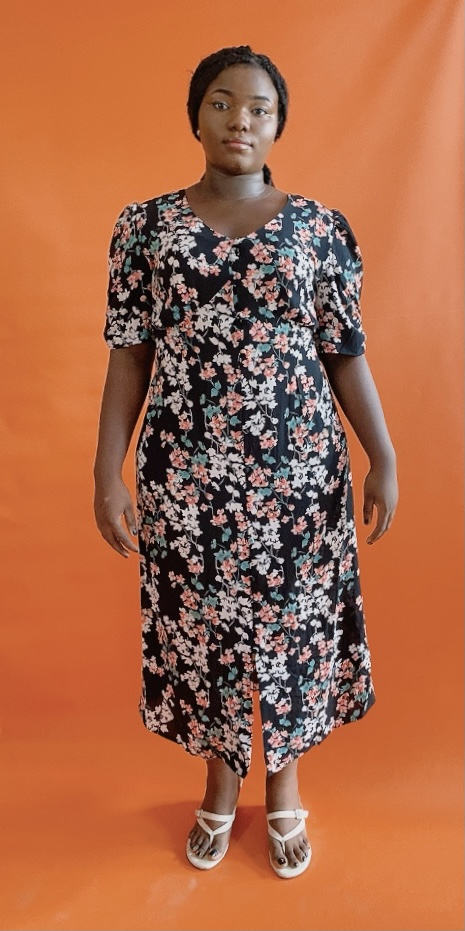 LC AND CHEEKS PLUS SIZE DRESSES