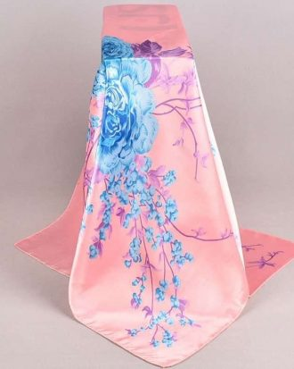 LC AND CHEEKS ACCESSORIES - SILK SCARVES