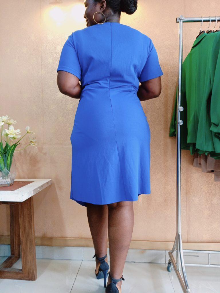 Blue Visha Dress